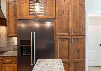 Danville refrigerator cabinets