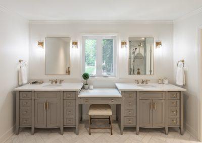 Woodmont Bathroom and Closet